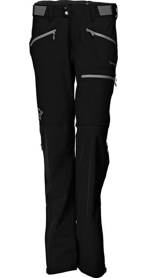 Norrøna W's Falketind Windstopper Hybrid Pants Caviar